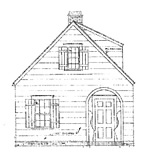 2 or 3 bedroom, 19' × 26' house - free plans
