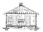 2 bedroom 20' × 32' house - free plans