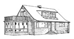 3 bedroom 35' × 37' house - free plans