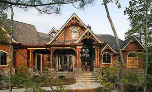 2 bedroom - 3,202 sq. ft. house plans