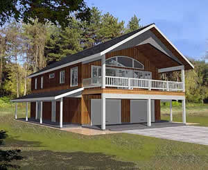 2 bedroom - 1,901 sq. ft. house plans
