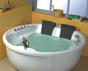 Two Person Bathtub