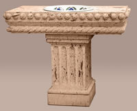 cantera stone furniture