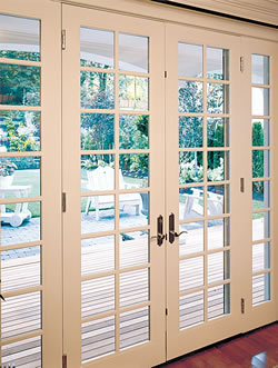 Replace Sliding Door With French Doors Figure 3 Double Exterior French Doors
