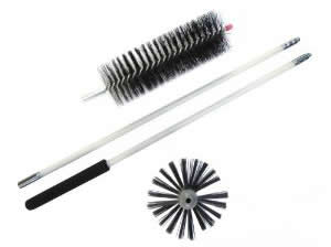 dryer vent cleaning brushes
