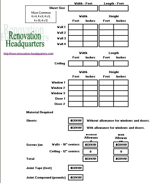 Drywall Repair Cost Per Square Foot | MyCoffeepot.Org
