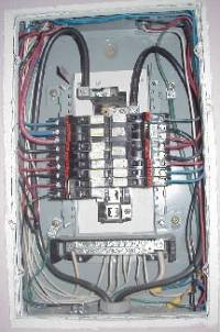 Changing A Fuse Panel To A Circuit Breaker Panel Part 3