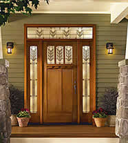 figure 1 entry door with sidelights