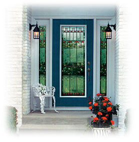 Lowes Doors Exterior on Thermatru Exterior Fiberglass Entry Door Systems   Illinois Home