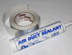 hvac duct tape and sealant for duct repair