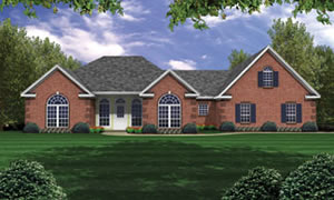 3 bedroom - 2,251 sq. ft. house plans