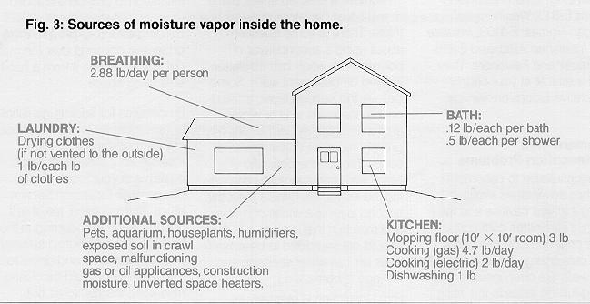 House Condensation Problem