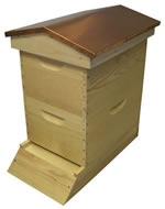 manufactured beehive