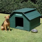manufactured dog house