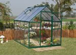 manufactured greenhouse