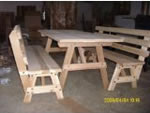 manufactured picnic table