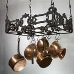 manufactured pot rack