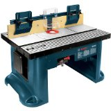 manufactured router table