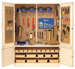 manufactured tool cabinet