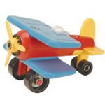 manufactured toy airplane