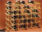 manufactured wine rack