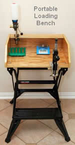How To Build A Reloading Bench - 7 Free Plan