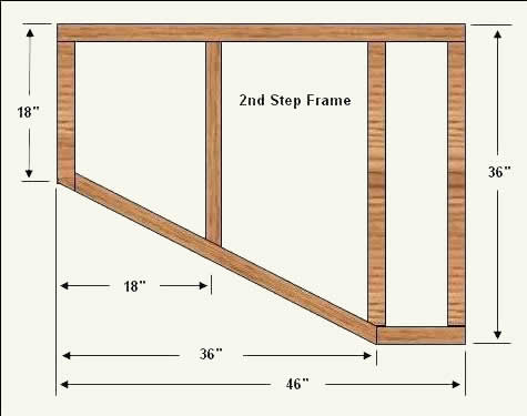How to make or build a winder shaped staircase free for Building winder stairs