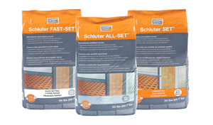 Schluter Thinset Group