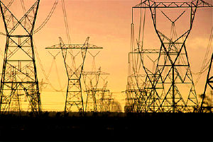 Electrical power transmission towers