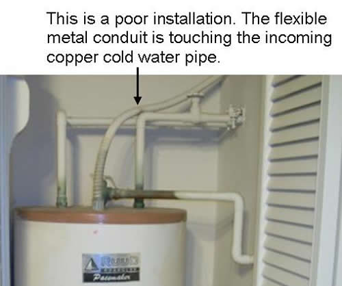 Wiring An Electric Hot Water Tank