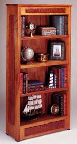 bookcase blueprints