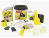 Drywall hole repair kit