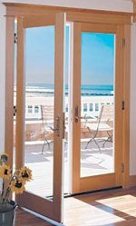 Interior & Exterior French Doors