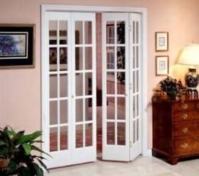 Interior Glass Doors on Figure 1 Interior French Bifold Doors