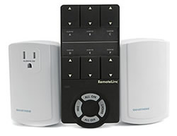 INSTEON remote control keypad and accessories