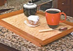 easy to customize serving tray