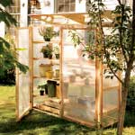 Collapsible Greenhouse plans