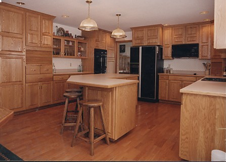 The cabinets that you choose for your kitchen remodeling project can easily