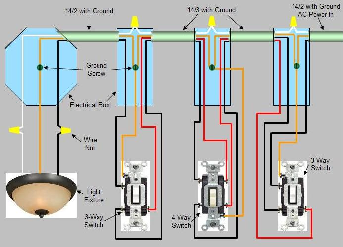 3 Switch Wiring Diagram Wiring Diagrams Wni