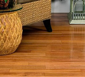 Select Brazilian Mesquite Hardwood Flooring