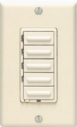 Four level dimmer switch