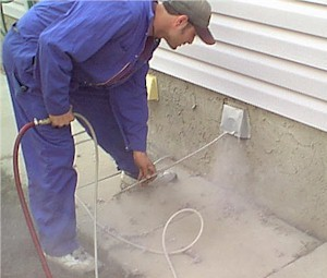 Cleaning a dryer vent