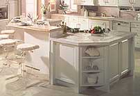 How to design and build a kitchen island for Two level kitchen island