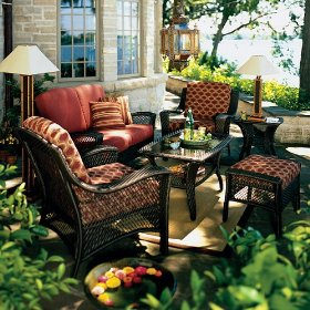 Outdoor Living Room Classic Furniture