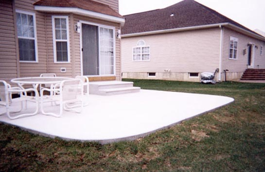 Proper Construction For A Concrete Patio or Slab - Part 1 on Concrete Slab Patio Ideas id=57011
