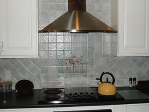 installing a backsplash part 1