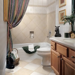 Remodeling Bathroom On A Budget Gorgeous How To Remodel A Bathroom On A Budget  Part 1 Decorating Design