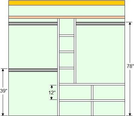 Woodwork Build Closet Organizer Pdf Plans