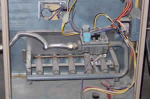 High Quality Burner Area Of A Gas Furnace