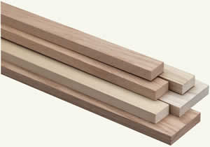 Hardwood board sizes for Decking timber lengths
